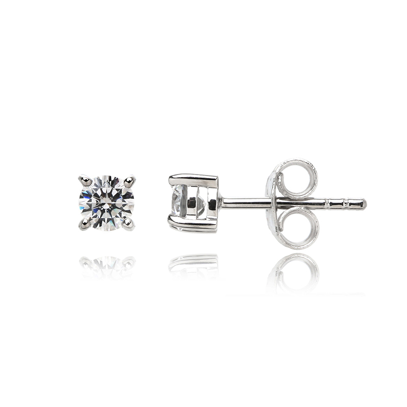 .25ct Solitaire Studs